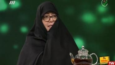 ویدئو حضور خواهر شهید ابراهیم هادی در برنامه عصر جدید