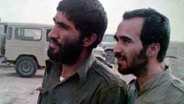 اسم شهیدان خرازی ، احمد کاظمی و باکری لرزه بر تن دشمن می انداخت
