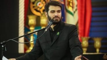 فیلم کامل مداحی حاج میثم مطیعی در مراسم اقامه نماز بر پیکر سردار سلیمانی
