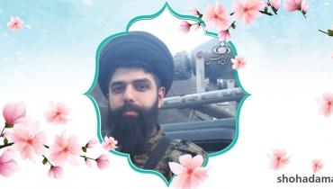عشق به امام خامنه ای شهید سید علی زنجانی و حاج مهدی سلحشور